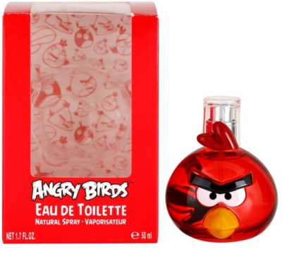 EP Line Angry Birds Red Eau de Toilette para crianças