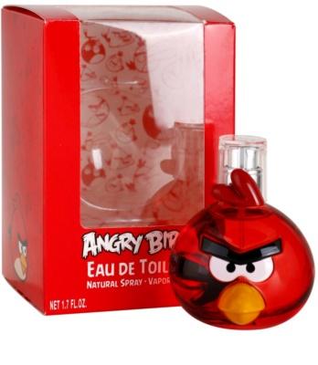 EP Line Angry Birds Red woda toaletowa dla dzieci 1