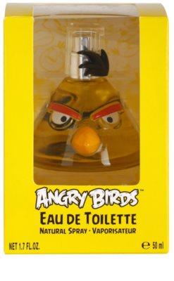 EP Line Angry Birds Yellow eau de toilette para niños 4