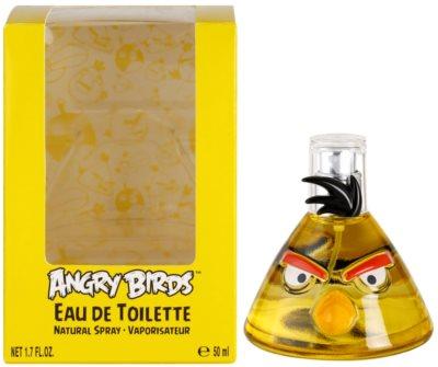 EP Line Angry Birds Yellow Eau de Toilette For Kids