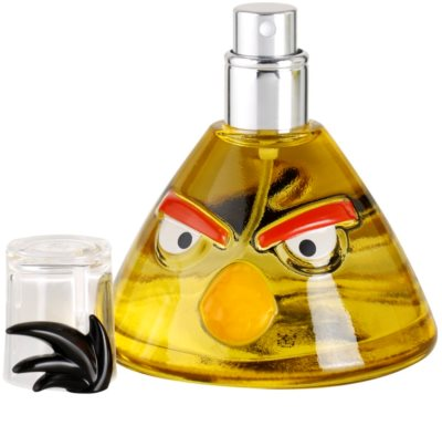 EP Line Angry Birds Yellow eau de toilette para niños 3