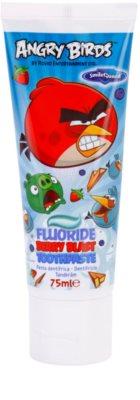EP Line Angry Birds Firefly Pasta de dinti pentru copii.