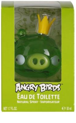 EP Line Angry Birds Green eau de toilette para niños 4
