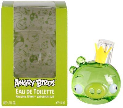 EP Line Angry Birds Green toaletní voda pro děti
