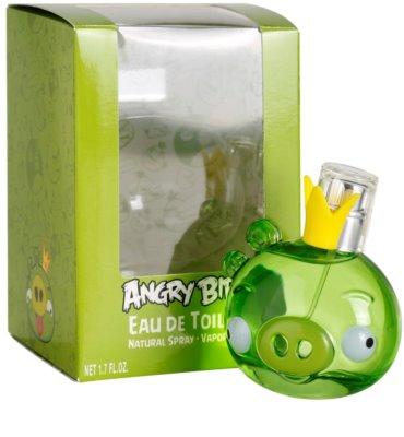 EP Line Angry Birds Green eau de toilette para niños 1