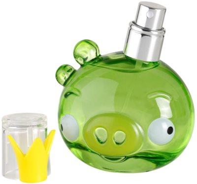 EP Line Angry Birds Green eau de toilette para niños 3