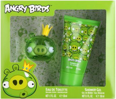 EP Line Angry Birds Green dárková sada