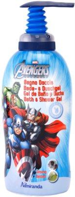 EP Line Avengers пяна за вана и душ гел 2 в 1 за деца