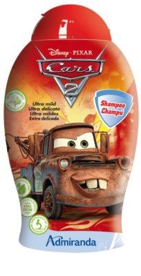 EP Line Auta 2 szampon dla dzieci
