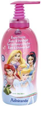 EP Line Disney Princezny sprchový a koupelový gel