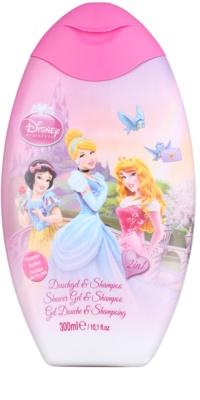EP Line Дисни принцесите Disney Princess душ гел и шампоан 2 в 1