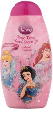 EP Line Disney Princezny pěna do koupele a sprchový gel 2 v 1