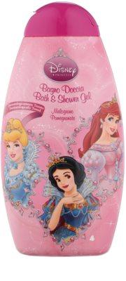 EP Line Pintese Disney Disney Princess 2 in 1 spuma de baie si gel de dus
