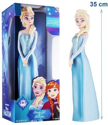 EP Line Frozen 3D Elsa Shower Gel And Shampoo 2 In 1