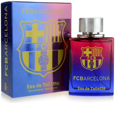 EP Line FC Barcelona eau de toilette para hombre 1