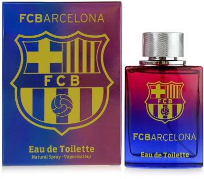 EP Line FC Barcelona Eau de Toilette pentru barbati