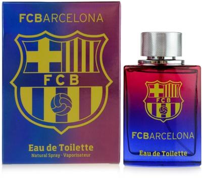 EP Line ФК Барселона FC Barcelona тоалетна вода за мъже