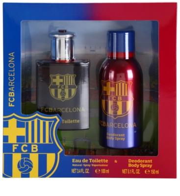 EP Line FC Barcelona darilni set