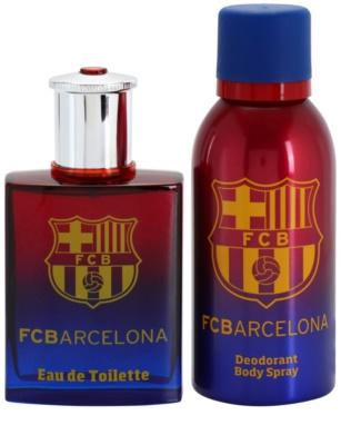 EP Line FC Barcelona darilni set 1