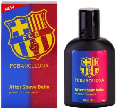 EP Line FC Barcelona bálsamo after shave para hombre