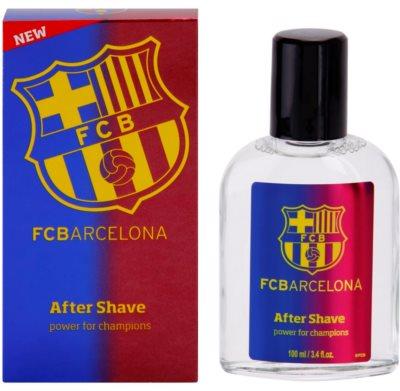 EP Line FC Barcelona voda po holení pre mužov