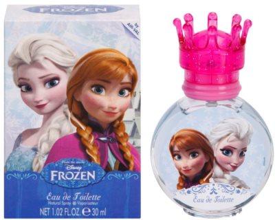 EP Line El Reino Helado Frozen eau de toilette para niños