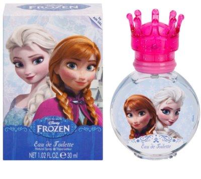 EP Line Jégvarázs Frozen eau de toilette gyermekeknek