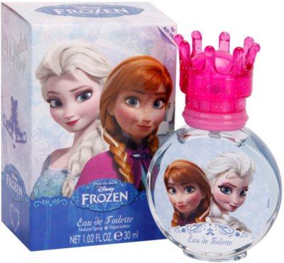 EP Line Frozen Eau de Toilette para crianças 1