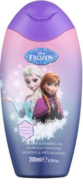EP Line Kraina Lodu Frozen szampon z odżywką 2 w1