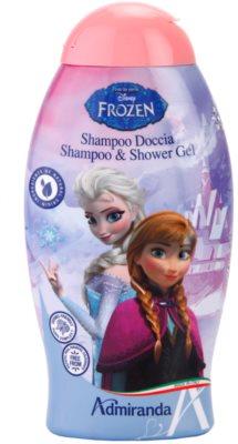 EP Line El Reino Helado Frozen champú y gel de ducha 2 en 1