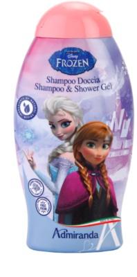 EP Line Ледена приказка Frozen шампоан и душ гел 2 в 1
