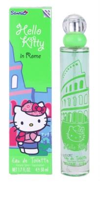 EP Line Hello Kitty In Rome Eau de Toilette pentru copii