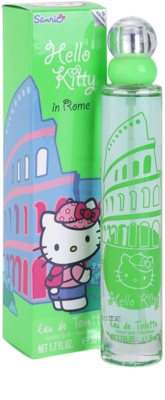EP Line Hello Kitty In Rome Eau de Toilette für Kinder 2