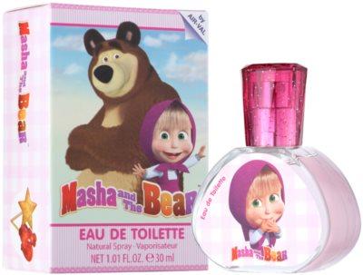 EP Line Masha and The Bear Eau de Toilette pentru copii 2