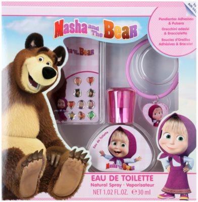 EP Line Masha and The Bear zestaw upominkowy