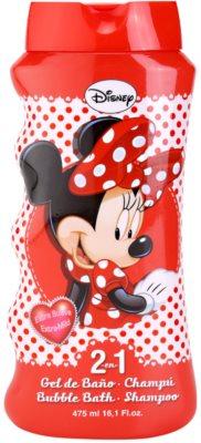 EP Line Disney Minnie Mouse šampón a sprchový gél 2 v 1