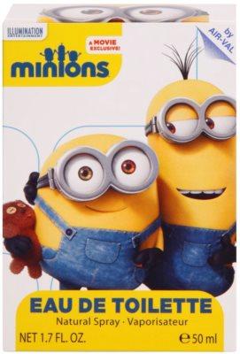 EP Line Minions Eau de Toilette pentru copii 4