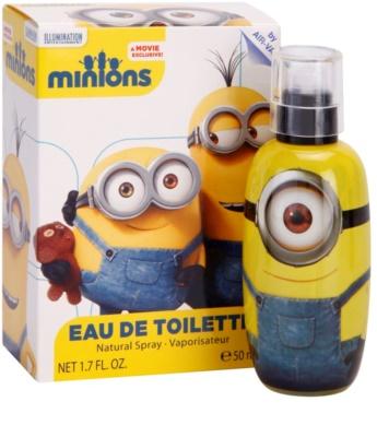 EP Line Minyonok Minions eau de toilette gyermekeknek 1