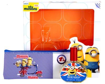 EP Line Minyonok Minions ajándékszett 1