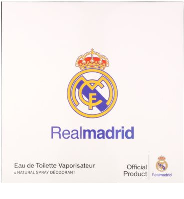 EP Line Real Madrid lote de regalo 1