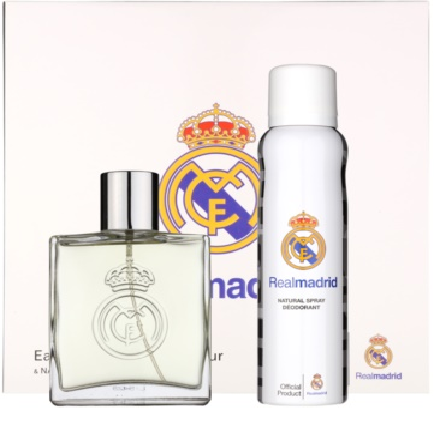 EP Line Real Madrid coffret presente