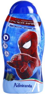 EP Line Spiderman gel de ducha suave
