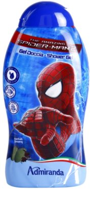 EP Line Spiderman gel de duche suave