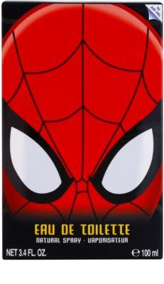 EP Line Ultimate Spider-man eau de toilette gyermekeknek 4