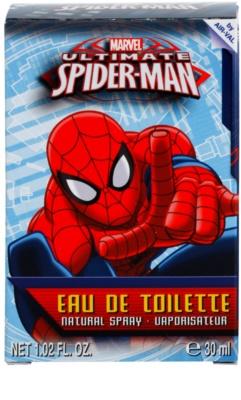 EP Line Ultimate Spider-man toaletní voda pro děti 4