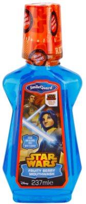 EP Line Star Wars płyn do płukania jamy ustnej dla dzieci
