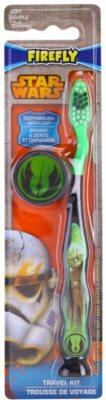 EP Line Star Wars дитяча зубна щітка з чохлом