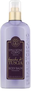 Erbario Toscano Bacche di Tuscia hidratáló testbalzsam