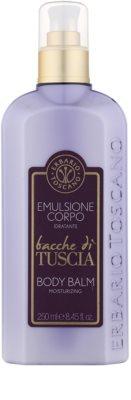 Erbario Toscano Bacche di Tuscia hydratační tělový balzám