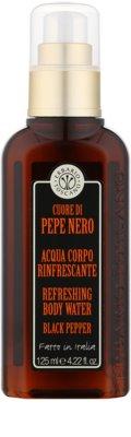 Erbario Toscano Black Pepper spray pentru corp pentru barbati